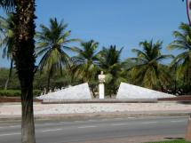 18th of March Monument Oranjestad, Aruba