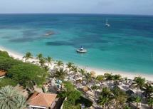 Westin Aruba Beach Resort Suite View